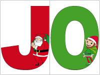 Banderole Joyeux Noël petit