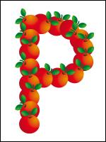 Banderole-Pomme