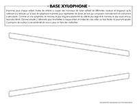 Base xylophone