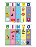 Bingo - Le feu
