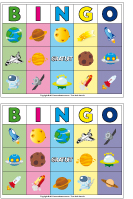 Bingo - Les astres