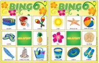 Bingo - Les pays chauds