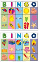 Bingo - Les vacances