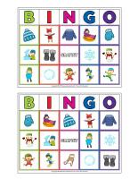 Bingo-Carnaval d'hiver