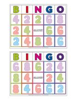 Bingo-Pair et impair