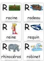 Boite sons et images R et S