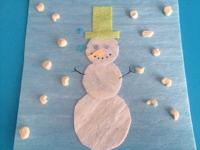Bonhomme de neige magique-7