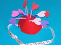 Bonnet de la Saint-Valentin-1