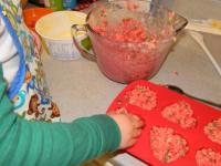 Boules de riz soufflé de la Saint-Valentin-4