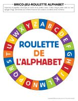 Brico-jeu-Roulette alphabet