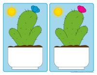 Cactus à associer
