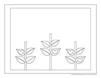 Cadre en 3D-Fête des Mères