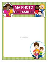 Cadres photos-Famille