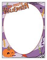 Cadres photos-Halloween-La grande fête