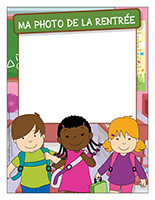 Cadres photos-Maternelle