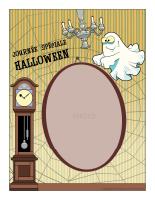 Cadres photos-journée spéciale-Halloween 2014