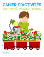 Cahier d'activités-Activité-projet-avril