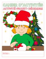 Cahier d'activités-Activité-projet-décembre-1