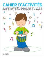 Cahier d'activités-Activité-projet-mai-1