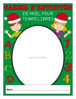 Cahier d'activités de temps libres-Noël 2019-1