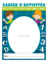 Cahier d'activités des temps libres-Fête des Pères-2021-1