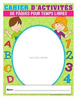 Cahier d'activités des temps libres-Pâques 2020-1