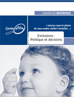Cahier d'exclusions - Politique et décisions