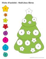 Cahier fiche d'activité-Noël-Jeux libres-2