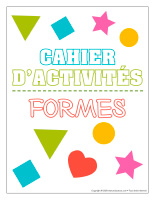 Cahier fiches d'activité-Formes-1