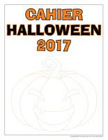 Cahier fiches d'activité-Halloween 2017-1