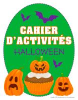 Cahier fiches d'activité-Halloween 2019-1