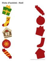 Cahier fiches d'activité-Noël 2018