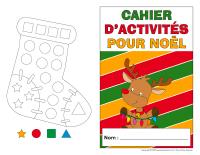 Cahier fiches d'activité miniature Noël 2020-1