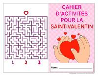 Cahier fiches d'activité miniature-Saint-Valentin 2021-1