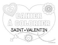Cahier images à colorier-Saint-Valentin 2020-1
