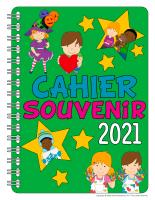 Cahier souvenir 2021-1