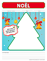 Cahier souvenir-Noël 2020