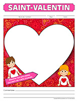 Cahier souvenir-Saint-Valentin 2021