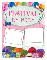 Cahier souvenirs-Les festivals-3