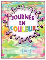 Calendrier perpétuel - Journée en couleur