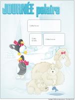 Calendrier perpétuel - Journée polaire