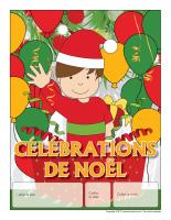 Calendrier perpétuel-Célébrations de Noël