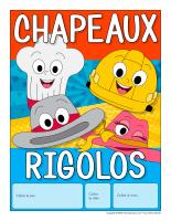 Calendrier perpétuel-Chapeaux rigolos 2020