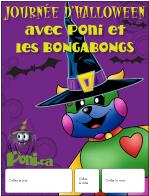 Calendrier-perpétuel-Halloween-avec-Poni