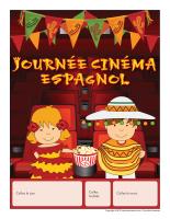 Calendrier perpétuel-Journée cinéma espagnol