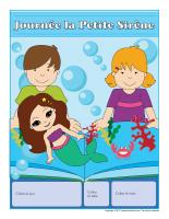 Calendrier perpétuel-Journée la Petite Sirène