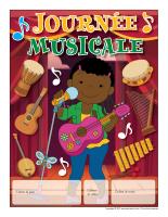 Calendrier perpétuel-Journée musicale