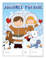 Calendrier perpétuel-Journée polaire