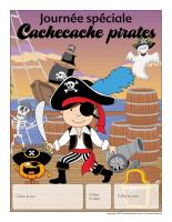 Calendrier perpétuel-Journée spéciale-Cachecache pirates