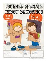 Calendrier perpétuel-Journée spéciale-Robot bricobrico